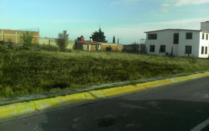 Foto de terreno habitacional en venta en  , santa cruz cuauhtenco, zinacantepec, m?xico, 1869694 No. 02