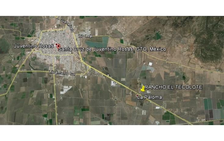 Foto de rancho en venta en  , santa cruz de juventino rosas, santa cruz de juventino rosas, guanajuato, 1292851 No. 01