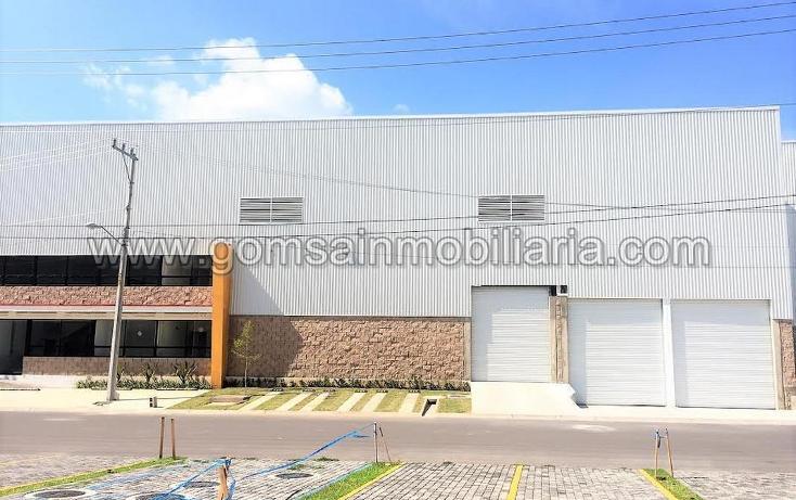 Foto de nave industrial en renta en  , santa cruz de las flores, tlajomulco de zúñiga, jalisco, 1609455 No. 14