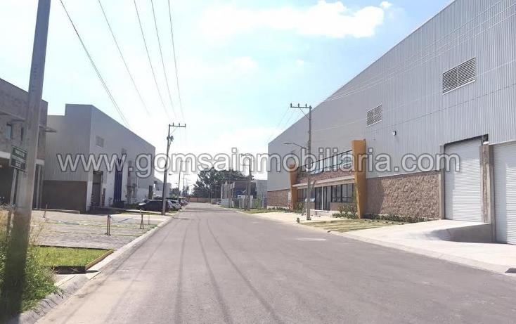 Foto de nave industrial en renta en  , santa cruz de las flores, tlajomulco de zúñiga, jalisco, 1609455 No. 21