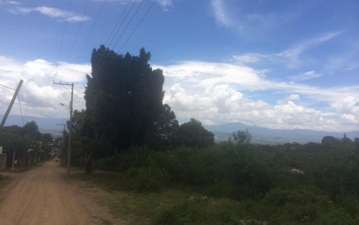 Foto de terreno habitacional en venta en  , santa cruz etla, san pablo etla, oaxaca, 1258301 No. 03