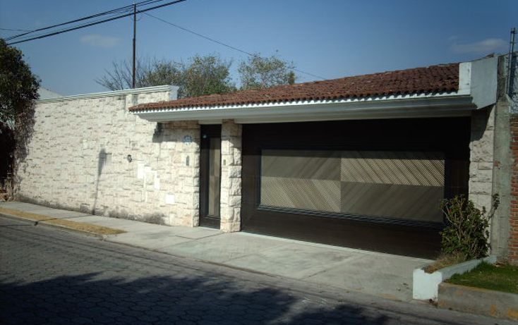 Foto de casa en venta en  , santa cruz guadalupe, puebla, puebla, 2020776 No. 01