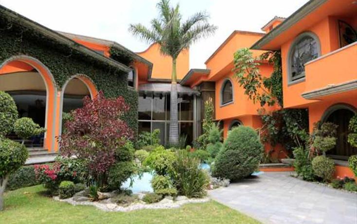 Foto de casa en venta en  , santa cruz guadalupe, puebla, puebla, 389060 No. 01
