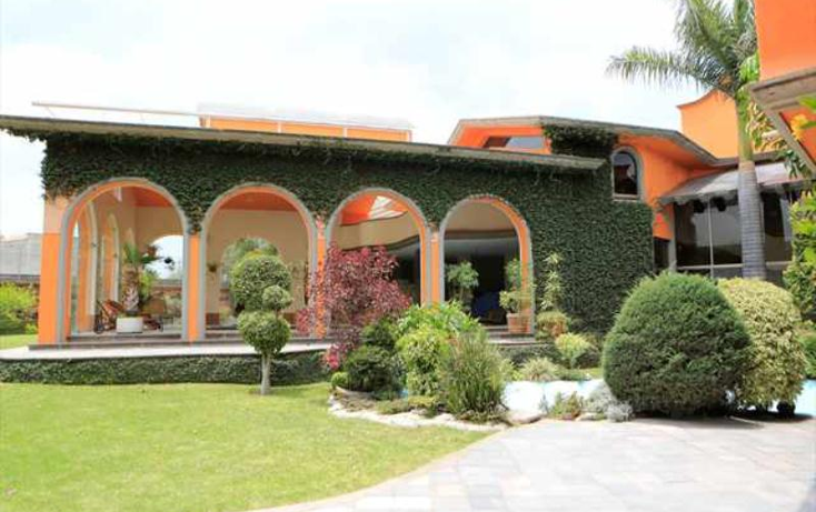 Foto de casa en venta en  , santa cruz guadalupe, puebla, puebla, 389060 No. 18