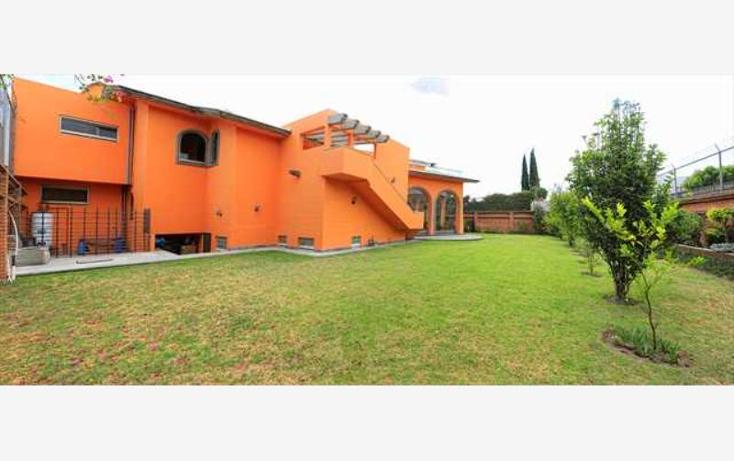 Foto de casa en venta en  , santa cruz guadalupe, puebla, puebla, 389060 No. 24