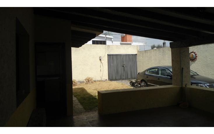 Foto de casa en venta en  , santa cruz, metepec, m?xico, 1099527 No. 12