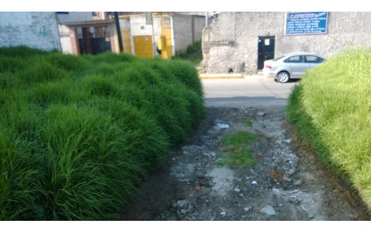 Foto de terreno habitacional en venta en  , santa cruz, metepec, méxico, 1272613 No. 01