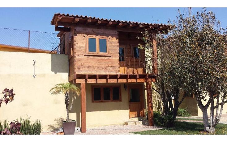 Foto de casa en renta en  , santa cruz, metepec, méxico, 938539 No. 02