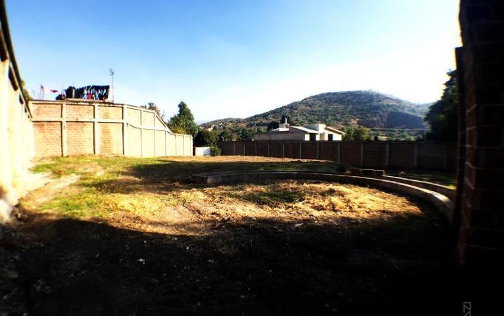 Foto de terreno habitacional en venta en  , santa cruz mexicapa, texcoco, méxico, 1341493 No. 03
