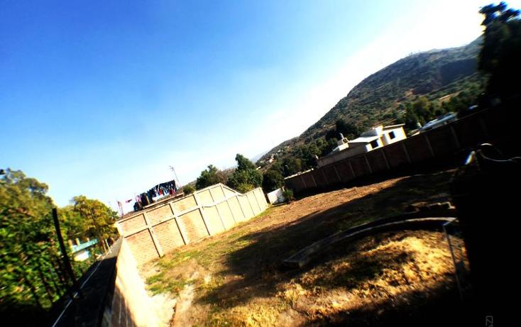 Foto de terreno habitacional en venta en  , santa cruz mexicapa, texcoco, méxico, 1341493 No. 04