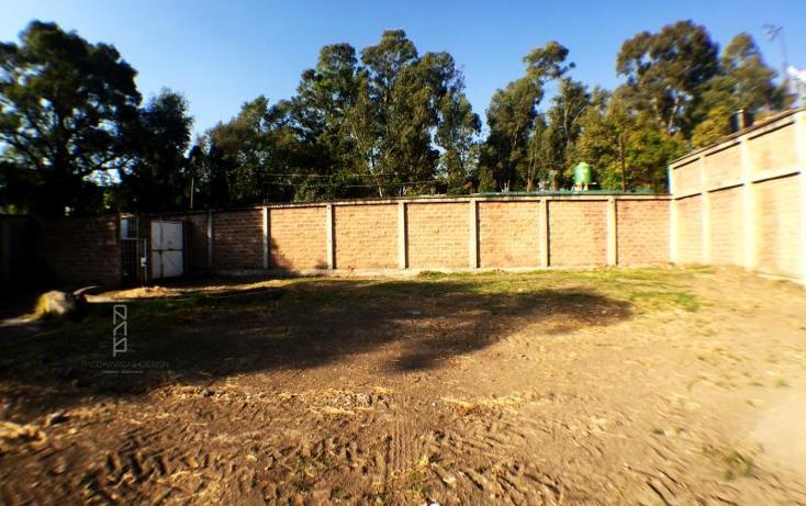 Foto de terreno habitacional en venta en  , santa cruz mexicapa, texcoco, méxico, 1341493 No. 08