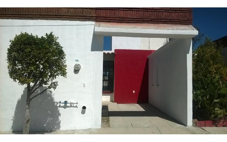 Foto de casa en venta en  , santa cruz nieto, san juan del río, querétaro, 1492281 No. 01
