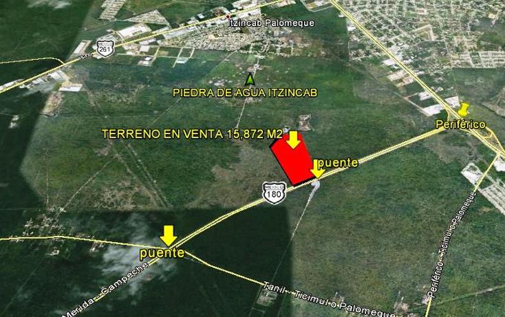 Foto de terreno comercial en venta en  , santa cruz palomeque, m?rida, yucat?n, 1045793 No. 03
