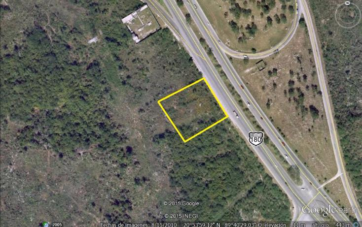 Foto de terreno comercial en venta en  , santa cruz palomeque, mérida, yucatán, 1247991 No. 01