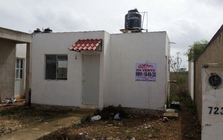 Foto de casa en venta en, santa cruz palomeque, mérida, yucatán, 1358889 no 01