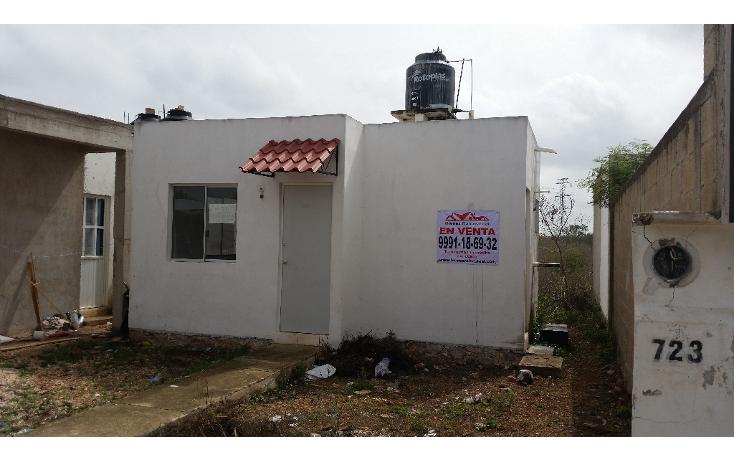 Foto de casa en venta en  , santa cruz palomeque, mérida, yucatán, 1358889 No. 01