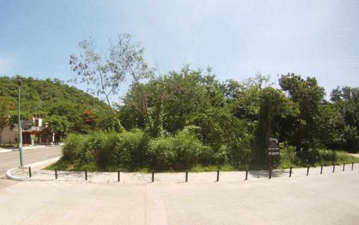 Foto de terreno comercial en venta en  , santa cruz sector a, santa maría huatulco, oaxaca, 1269867 No. 01