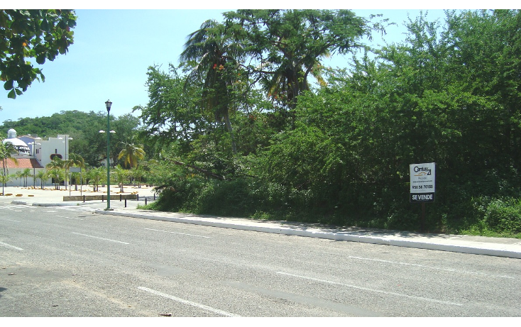 Foto de terreno comercial en venta en  , santa cruz sector a, santa maría huatulco, oaxaca, 1269867 No. 11