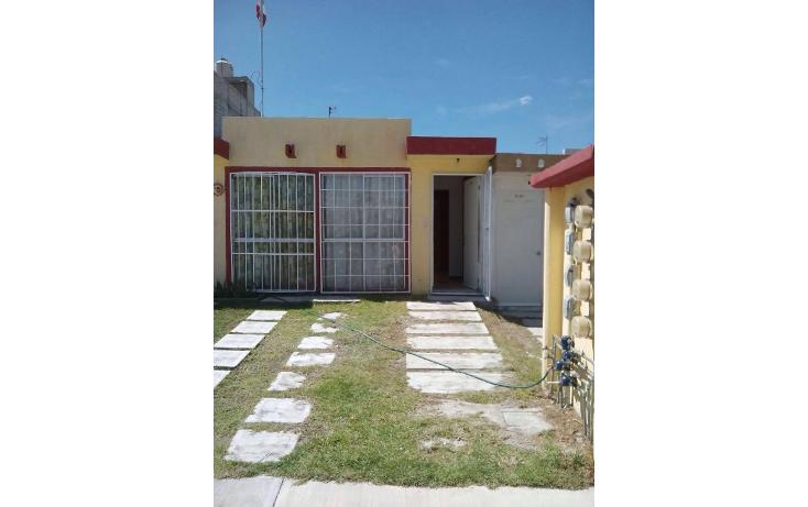 Foto de casa en venta en  , santa cruz tecámac, tecámac, méxico, 1720136 No. 01