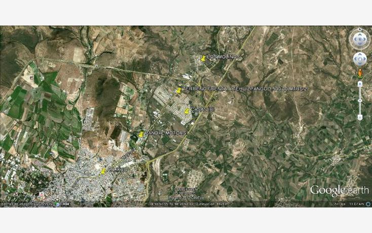 Foto de terreno comercial en renta en carretera federal puebla-atlixco , santa cruz tehuispango, atlixco, puebla, 388664 No. 02