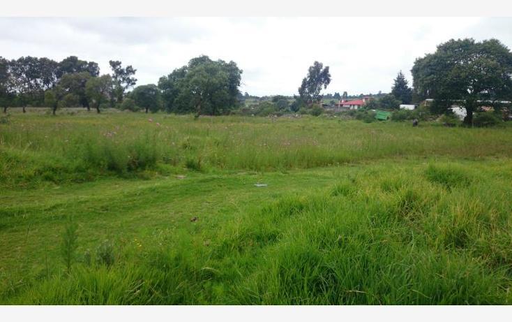 Foto de terreno habitacional en venta en autopista tlalmanalco , santa cruz, tlalmanalco, méxico, 584335 No. 04
