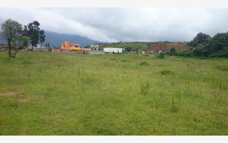Foto de terreno habitacional en venta en autopista tlalmanalco , santa cruz, tlalmanalco, méxico, 584335 No. 06