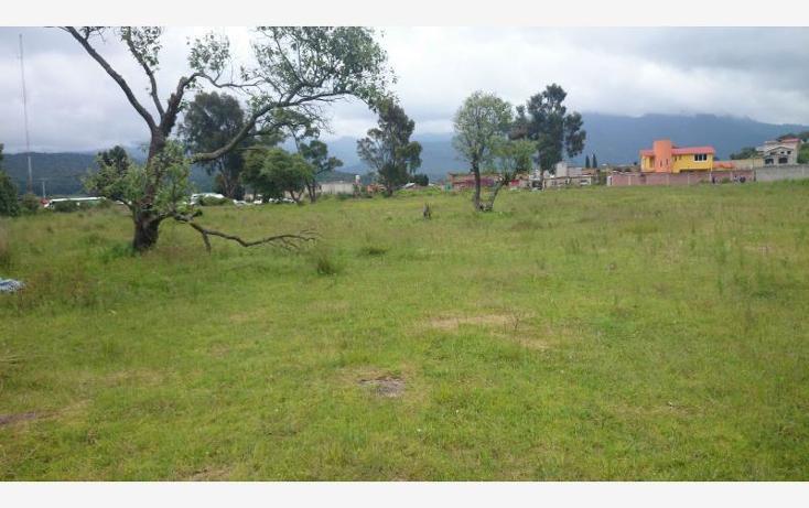 Foto de terreno habitacional en venta en autopista tlalmanalco , santa cruz, tlalmanalco, méxico, 584335 No. 07
