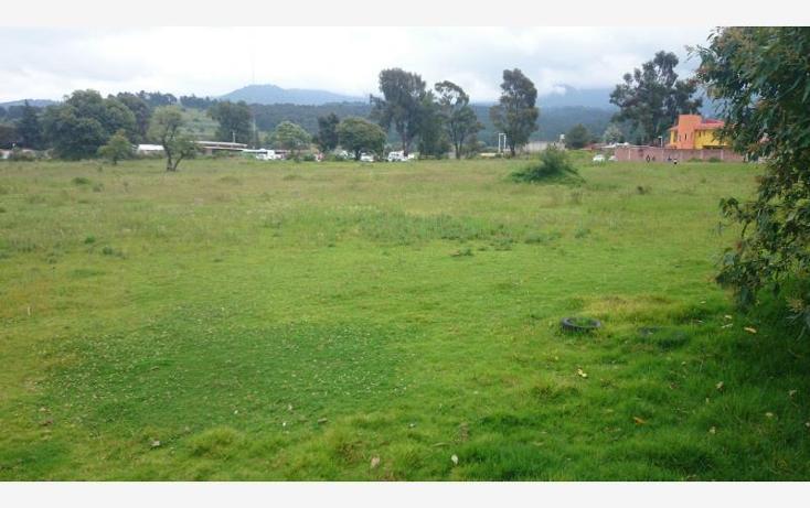 Foto de terreno habitacional en venta en autopista tlalmanalco , santa cruz, tlalmanalco, méxico, 584335 No. 08