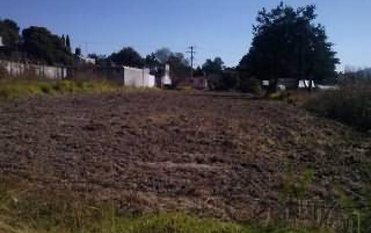 Foto de terreno habitacional en venta en  , santa cruz tlaxcala, santa cruz tlaxcala, tlaxcala, 1713840 No. 03