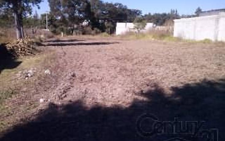 Foto de terreno habitacional en venta en  , santa cruz tlaxcala, santa cruz tlaxcala, tlaxcala, 1859768 No. 01