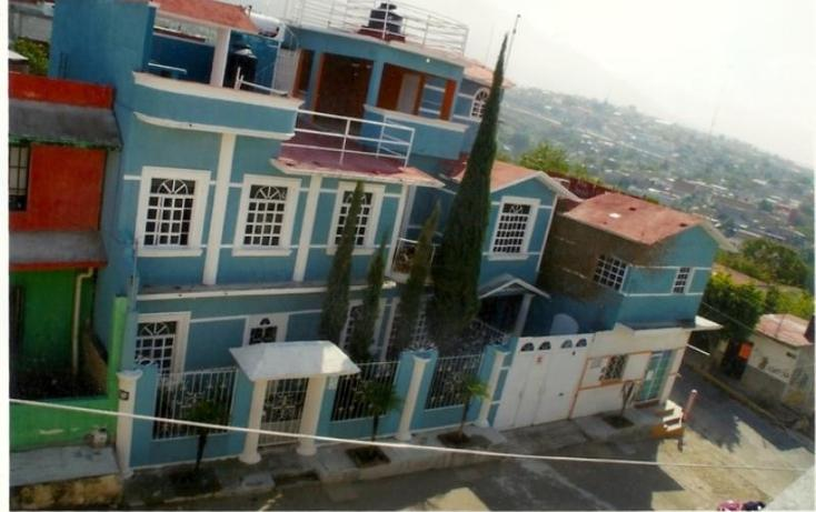 Foto de casa en venta en  , santa cruz, tuxtla gutiérrez, chiapas, 495868 No. 01