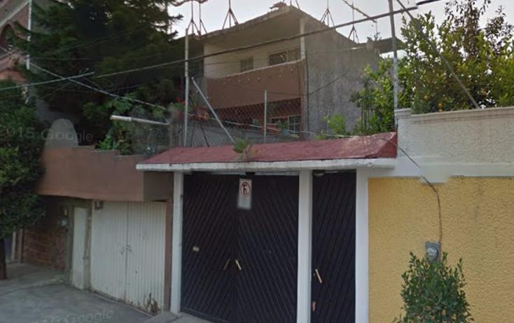 Foto de casa en venta en  , santa cruz xochitepec, xochimilco, distrito federal, 1313735 No. 01