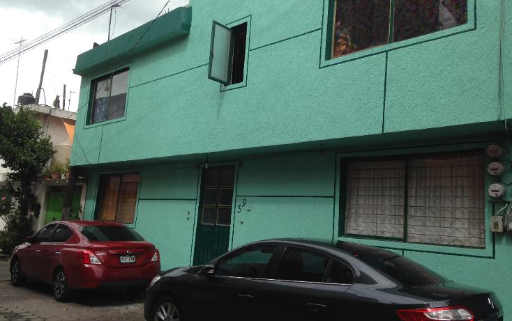 Foto de departamento en venta en  , santa cruz xochitepec, xochimilco, distrito federal, 1320819 No. 01
