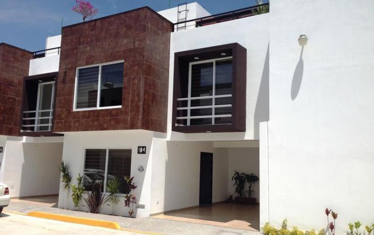 Foto de casa en venta en  , santa cruz xoxocotlan, santa cruz xoxocotlán, oaxaca, 1238755 No. 01