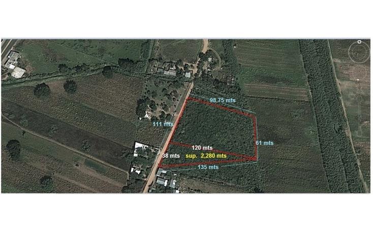 Foto de terreno habitacional en venta en  , santa cruz xoxocotlan, santa cruz xoxocotl?n, oaxaca, 786269 No. 07