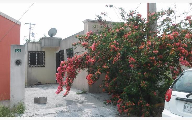 Foto de casa en venta en santa elena 103, villa real, reynosa, tamaulipas, 3418586 No. 01