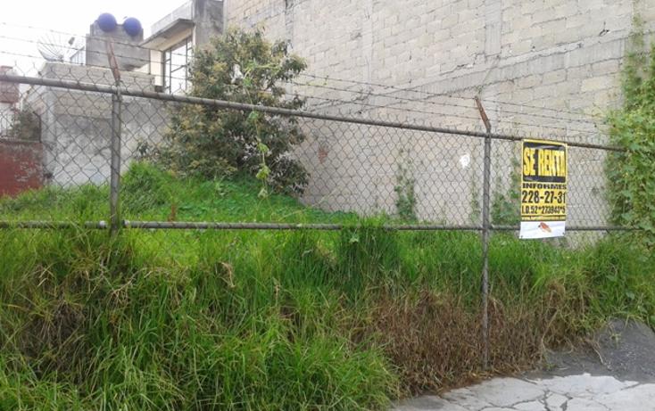 Foto de terreno comercial en renta en  , santa elena, san mateo atenco, méxico, 1125015 No. 01