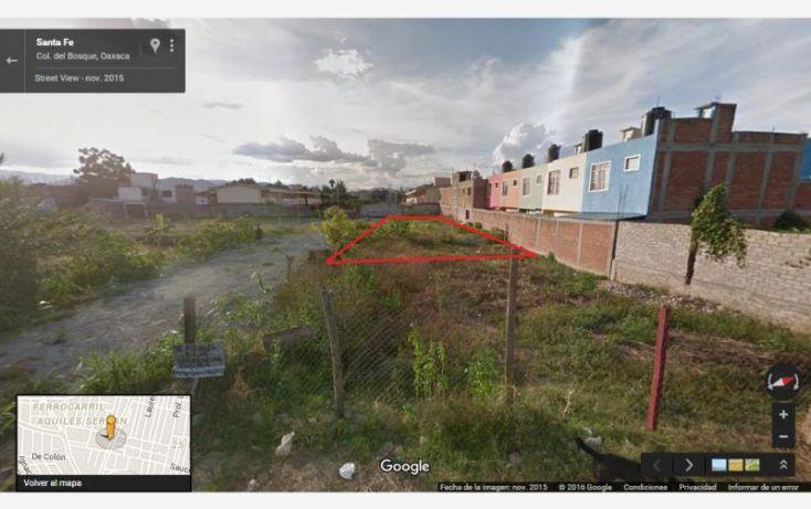 Foto de terreno habitacional en venta en santa fe, 25 de enero, santa lucía del camino, oaxaca, 1795234 no 01