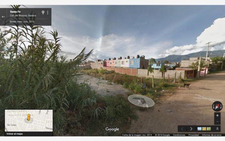 Foto de terreno habitacional en venta en santa fe, 25 de enero, santa lucía del camino, oaxaca, 1795234 no 05