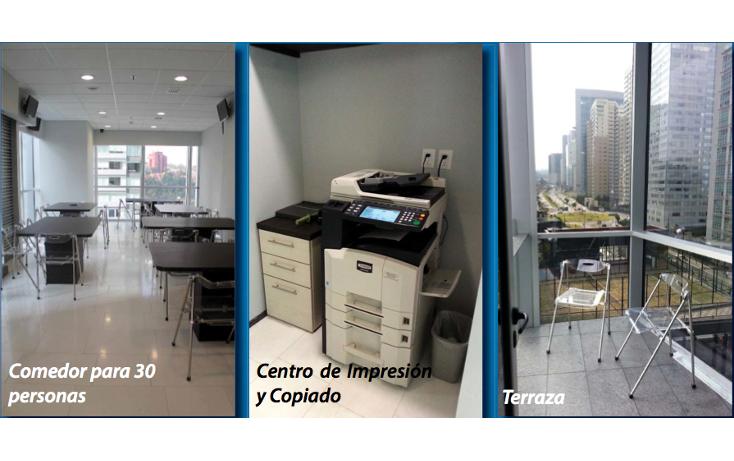 Foto de oficina en renta en  , santa fe, álvaro obregón, distrito federal, 1177291 No. 05
