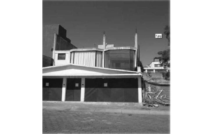 Foto de casa en venta en  , santa fe, álvaro obregón, distrito federal, 1525443 No. 01