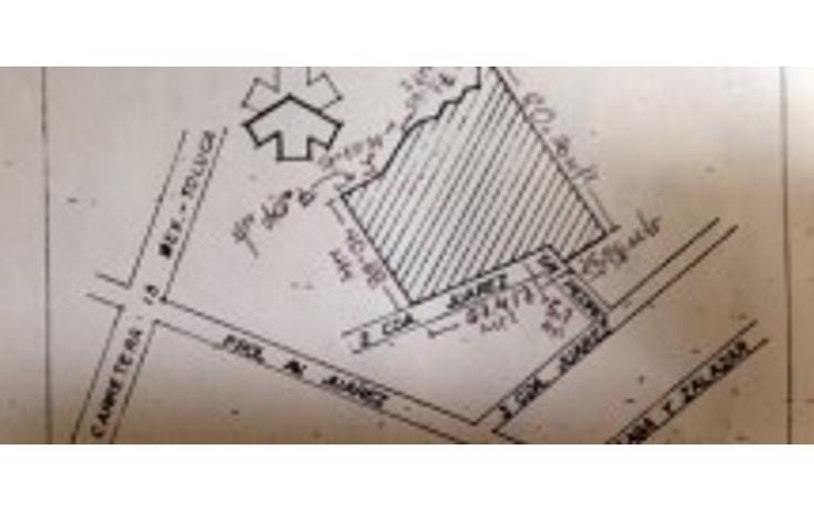 Foto de terreno habitacional en venta en  , santa fe cuajimalpa, cuajimalpa de morelos, distrito federal, 1213625 No. 02