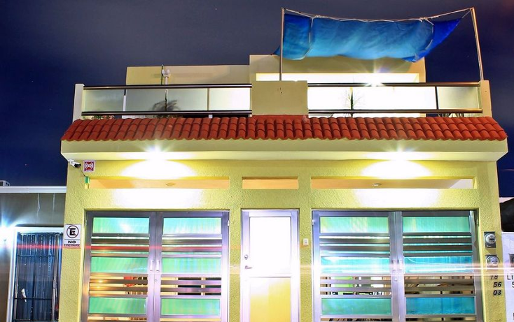 Foto de casa en venta en  , santa fe del carmen, solidaridad, quintana roo, 1140377 No. 01
