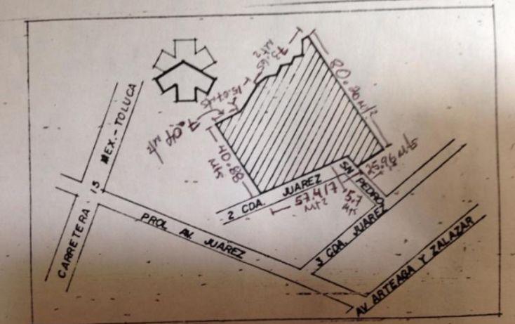 Foto de terreno comercial en venta en santa fé, delegación política cuajimalpa de morelos, cuajimalpa de morelos, df, 1027315 no 04