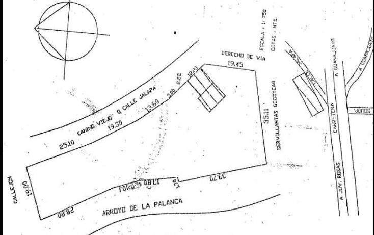 Foto de terreno habitacional en venta en  , santa fe, guanajuato, guanajuato, 1131269 No. 01