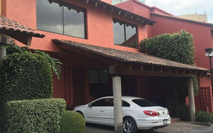 Foto de casa en condominio en renta en, santa fe la loma, álvaro obregón, df, 1124409 no 01