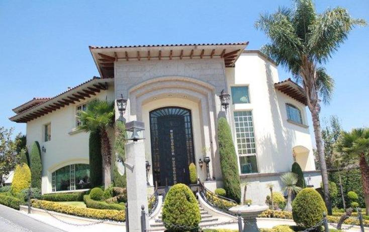 Foto de casa en venta en  , santa fe la loma, álvaro obregón, distrito federal, 1124765 No. 01