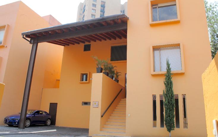 Foto de casa en renta en  , santa fe la loma, álvaro obregón, distrito federal, 1645404 No. 01