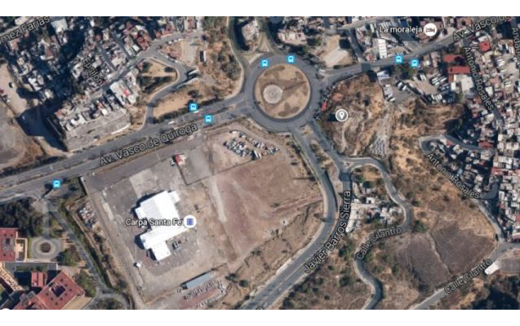 Foto de terreno comercial en venta en  , santa fe la loma, ?lvaro obreg?n, distrito federal, 1660230 No. 01