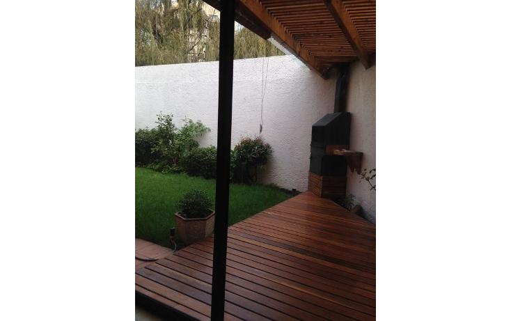 Foto de casa en renta en  , santa fe la loma, álvaro obregón, distrito federal, 2589650 No. 10